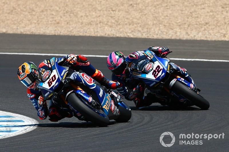 """Van der Mark vindt breuk tussen Yamaha en Lowes """"beetje vreemd"""""""