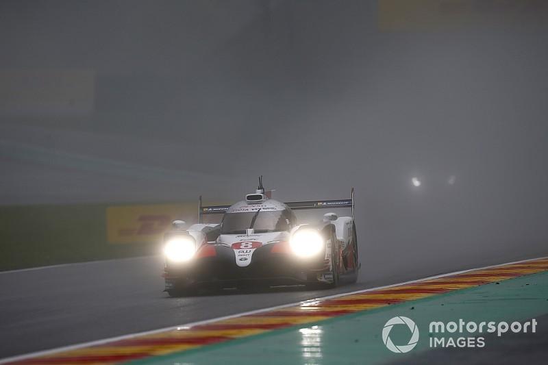 EL2 - La pluie est arrivée à Spa, Toyota émerge