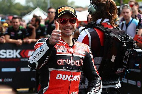 Bautista vuelve a Ducati en el Mundial de Superbikes