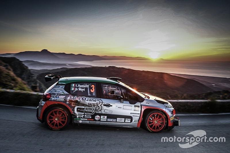 Citroen continua la rincorsa al titolo CIR al Rally Roma Capitale