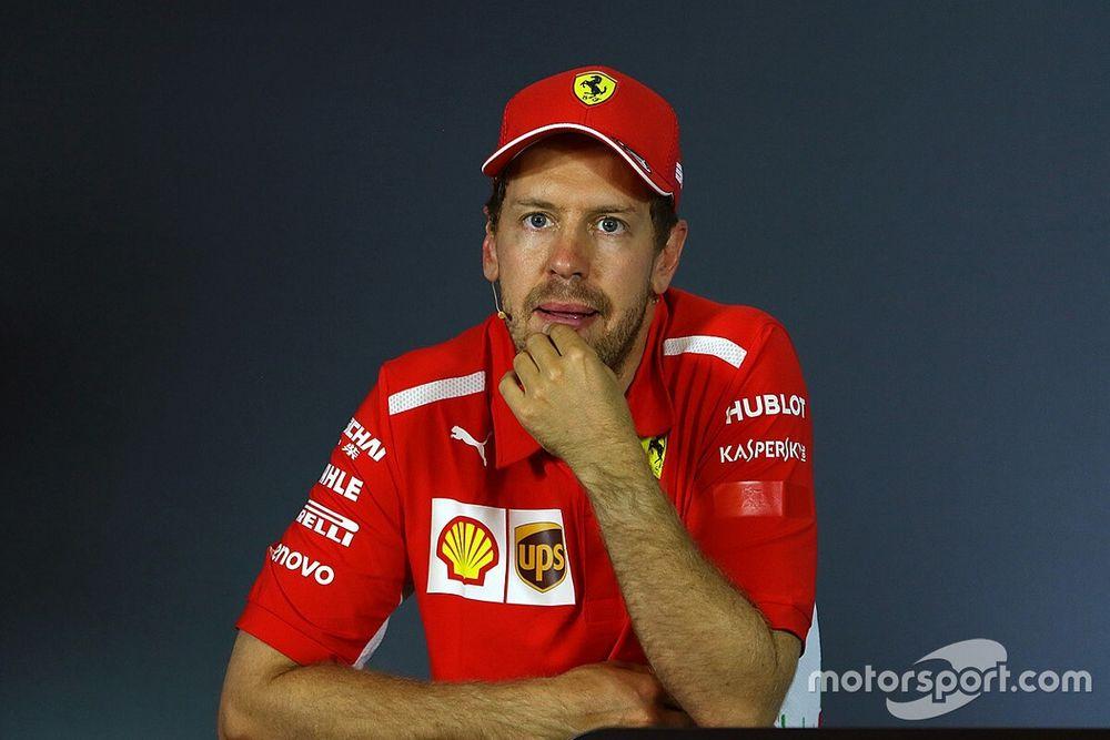 """Vettel deluso dopo la sentenza: """"Dovremmo cambiare regolamento. Come? Bruciandolo"""""""
