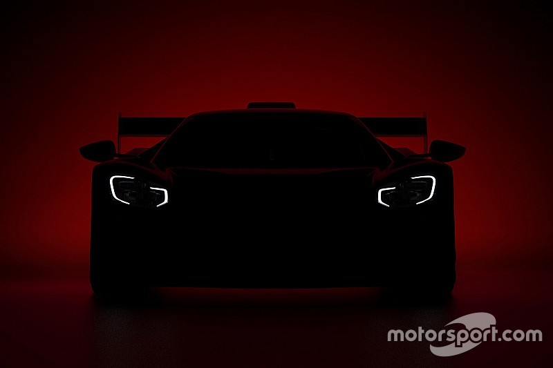Ford to unveil extreme version of GT racecar next month