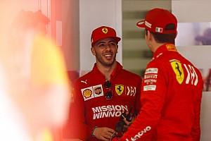 """Fuoco esclusivo: """"Cresciuto grazie al simulatore Ferrari"""""""
