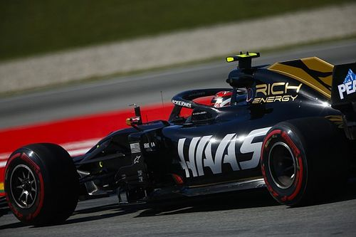 Haas nadal w barwach Rich Energy