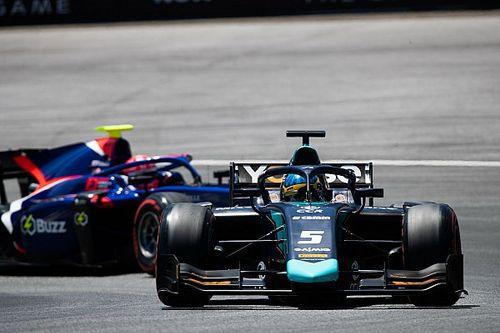 Sette Câmara brilha e vence a primeira na F2 desde 2017; Schumacher é 4º