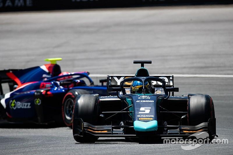 Sette Câmara vainqueur, Schumacher gagne 14 places