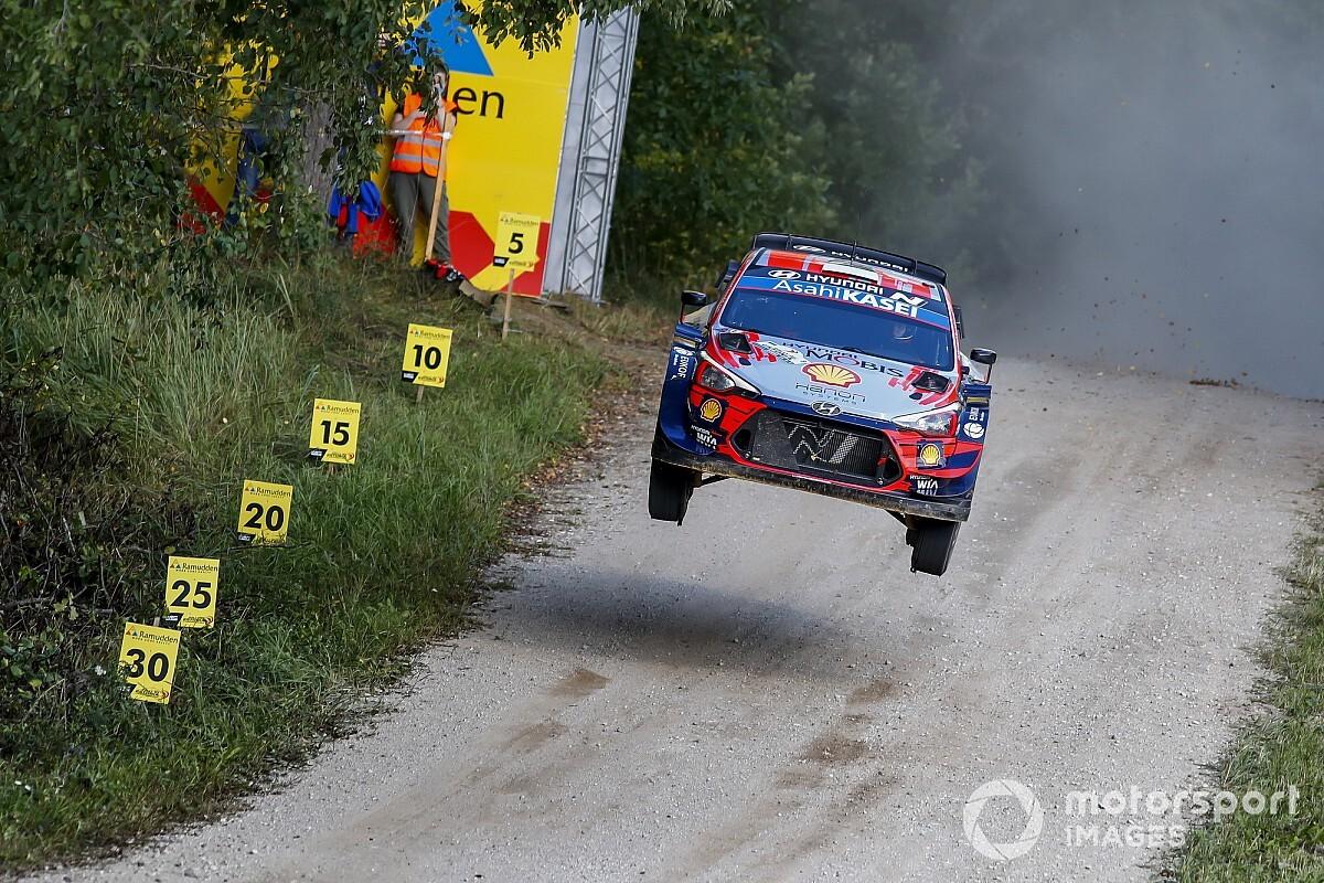 El regreso del WRC 2020 en Estonia, en vídeos