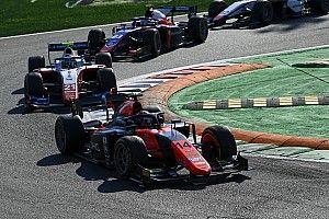 После второй гонки Формулы 2 в Монце Шварцман опустился на 3-е место в общем зачете