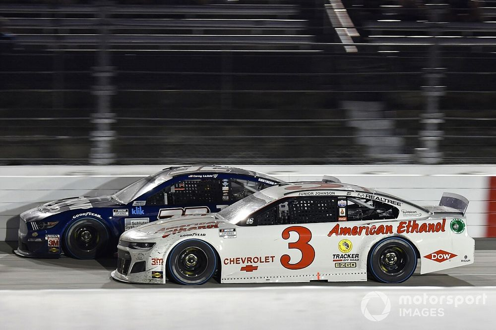 'Overlooked' playoff driver Austin Dillon stars in Southern 500
