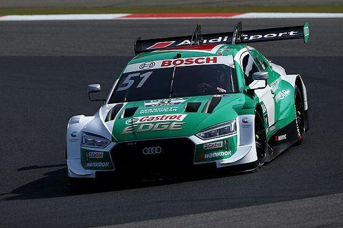 Müller topt trainingen voor DTM-finale Hockenheim, Frijns achtste