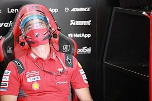 Bos Ducati Akui Desmosedici GP Tidak Berjalan Sesuai Keinginan