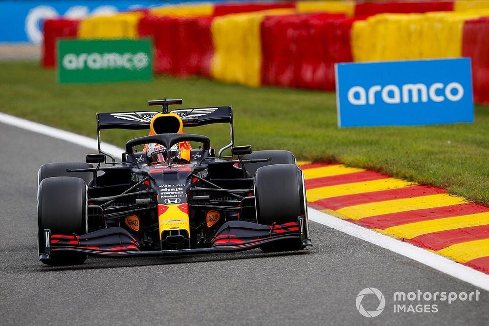 EL2 - Verstappen devance un Ricciardo en panne
