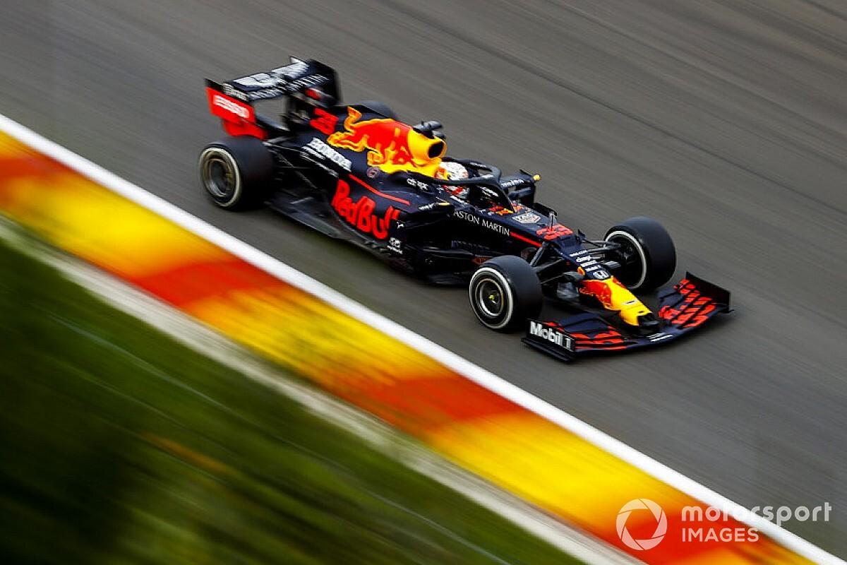 Ферстаппен стал лучшим по итогам пятницы в Спа, Ferrari провалилась