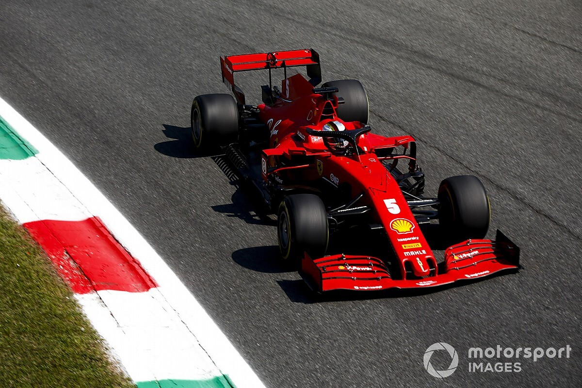 Italian GP practice as it happened