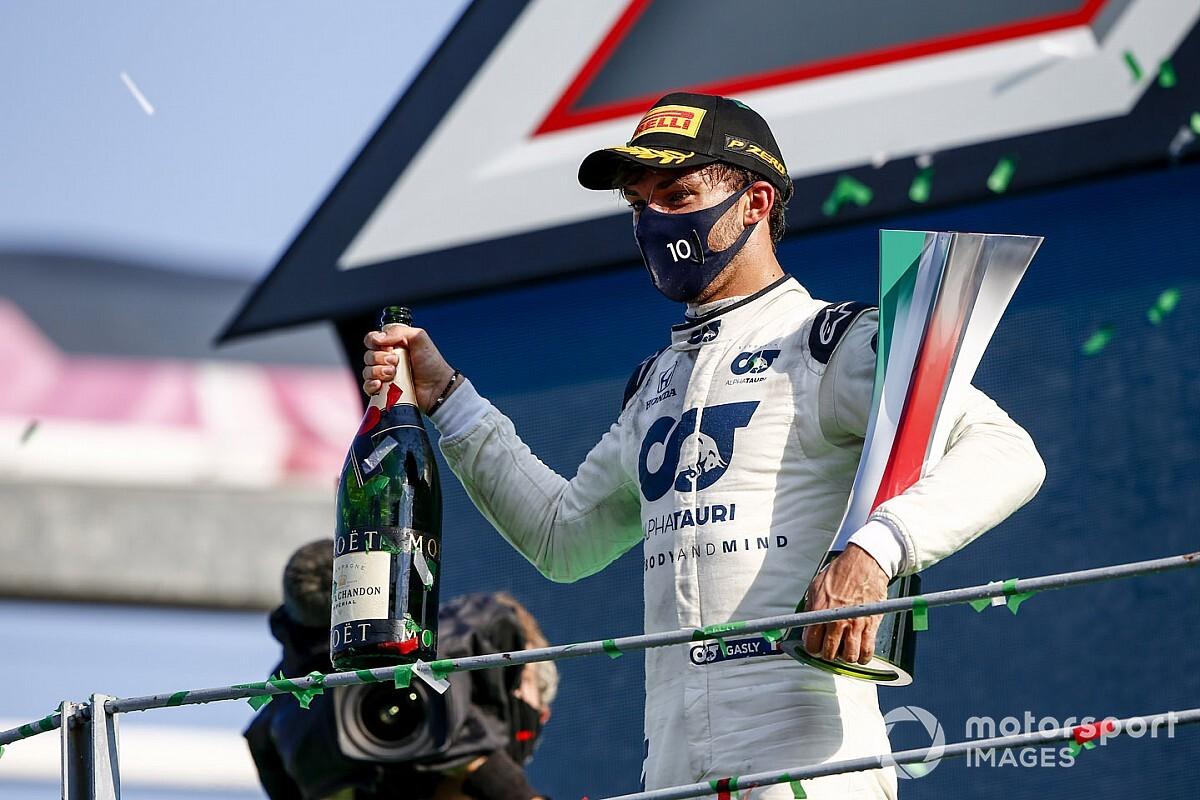 Tost: Red Bull beslist uiterlijk in november over rijdersbezetting