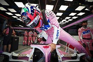 Racing Point agradece a Pérez por sus años en el equipo