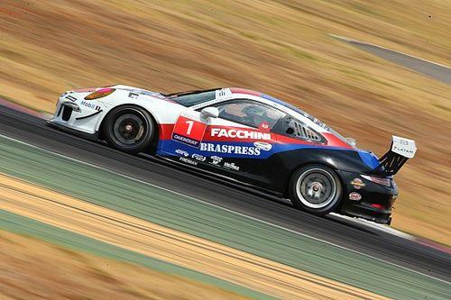 Porsche GT3 Cup: Urubatan Jr. 'sobra' e vence em Goiânia