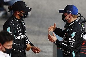 """Wolff defende Hamilton e Bottas na Mercedes: """"Combinação que funciona bem"""""""
