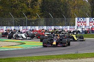 Imola se anuncia mañana en la F1 2021 según diario italiano