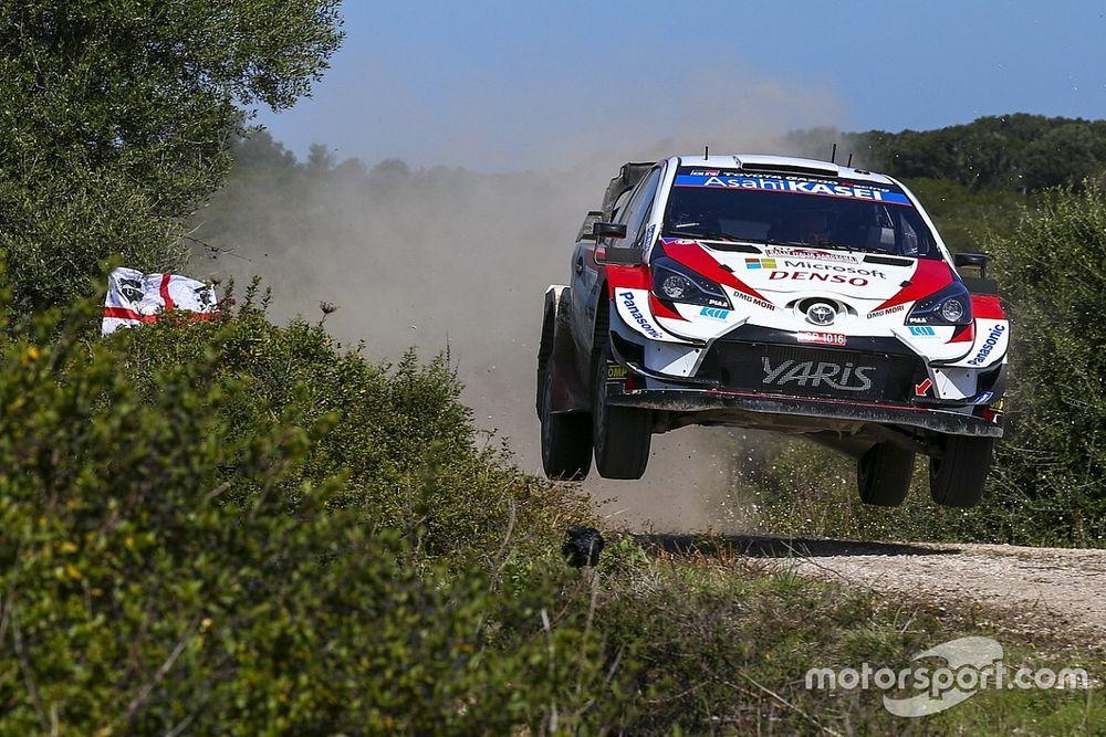 WRC: el calendario 2021, con Croacia, Estonia y España en octubre