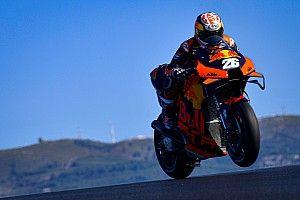 KTM behoudt MotoGP-testrijders Pedrosa en Kallio