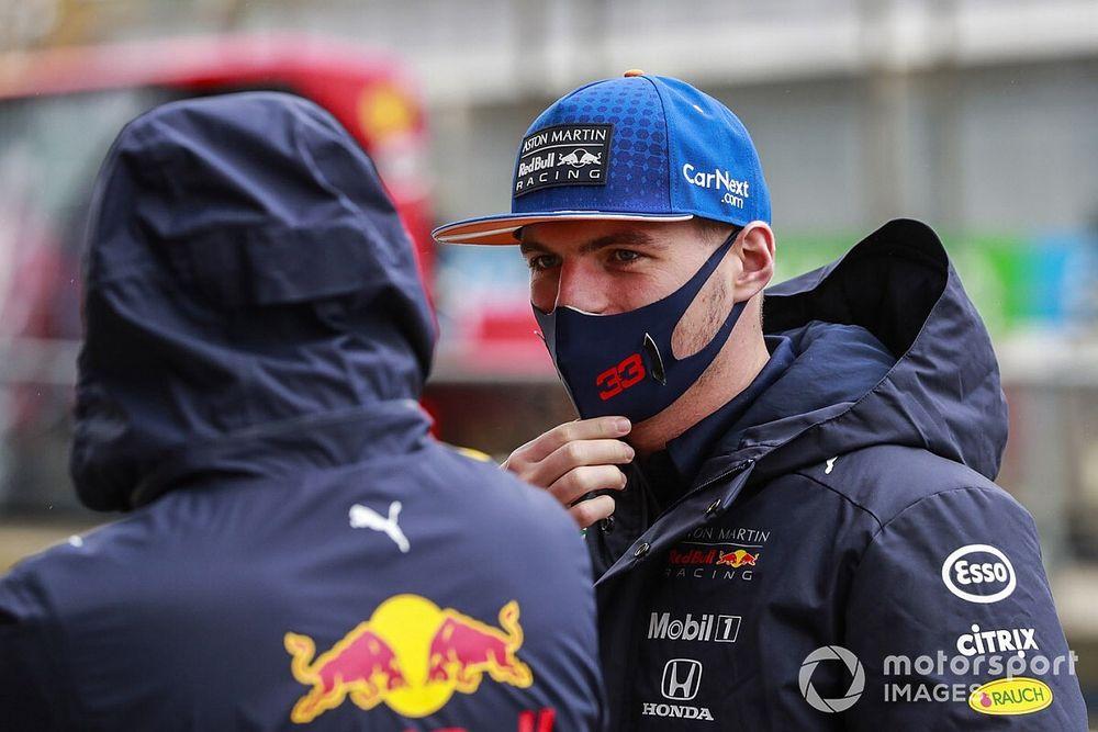"""Verstappen diz que """"podia sentir"""" saída da Honda da F1"""