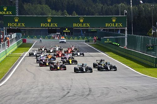 F1- Hill preocupado que duelo entre Max e Lewis em Spa leve a consequências perigosas