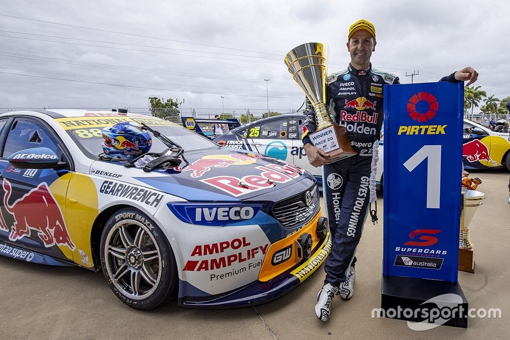 Townsville Supercars: Whincup cruises to Race 2 win