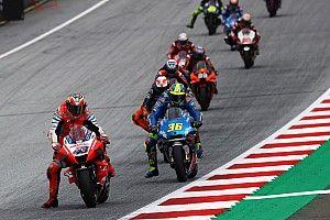 MotoGP Steiermark 2020: Die animierte Rundentabelle