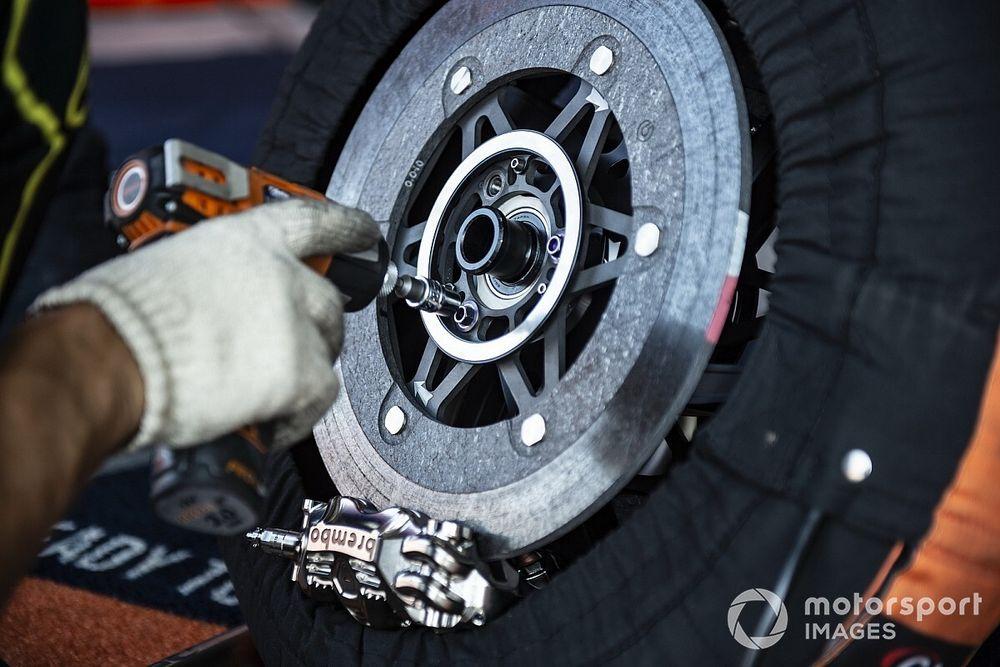 ブレンボ、MotoGPオーストリア連戦に向け新型ブレーキをテスト。2020年はビニャーレスがトラブルで大クラッシュ