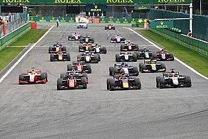 Положение в общем зачете Формулы 2 после Спа