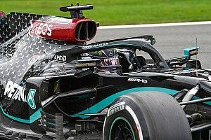 F1: Hamilton domina Spa, la Ferrari sprofonda