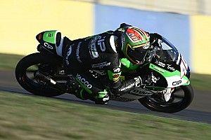 Moto3, Aragon, Libere 1: nel gelo Binder precede Vietti