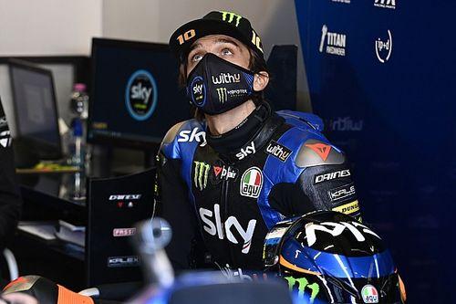 Luca Marini, meio-irmão de Rossi, garante vaga na MotoGP em 2021