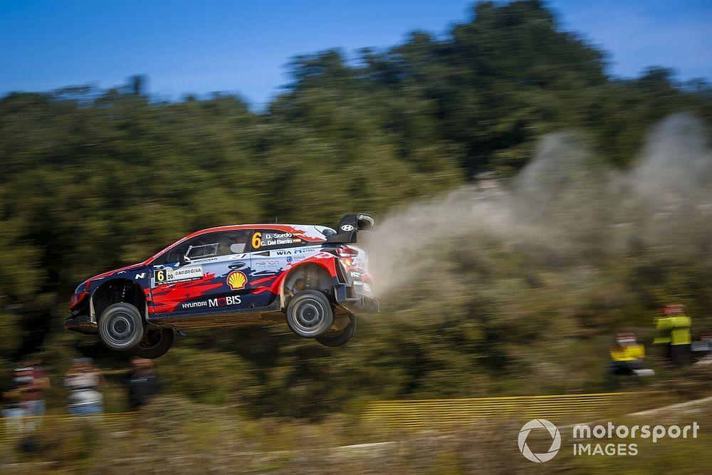 WRC: ¡Dani Sordo gana el Rally de Italia-Cerdeña 2020!