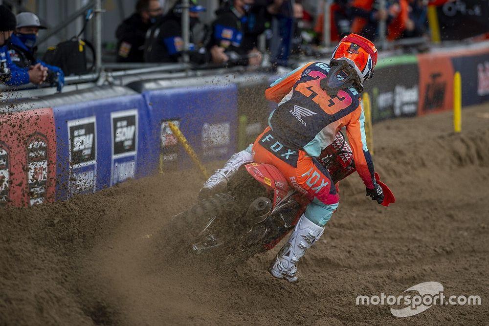 MXGP Lommel: Tim Gajser wint eerste manche, Bogers zesde