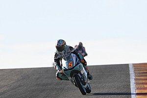 Teruel Moto3: Masia yine kazandı, Deniz 7. oldu!