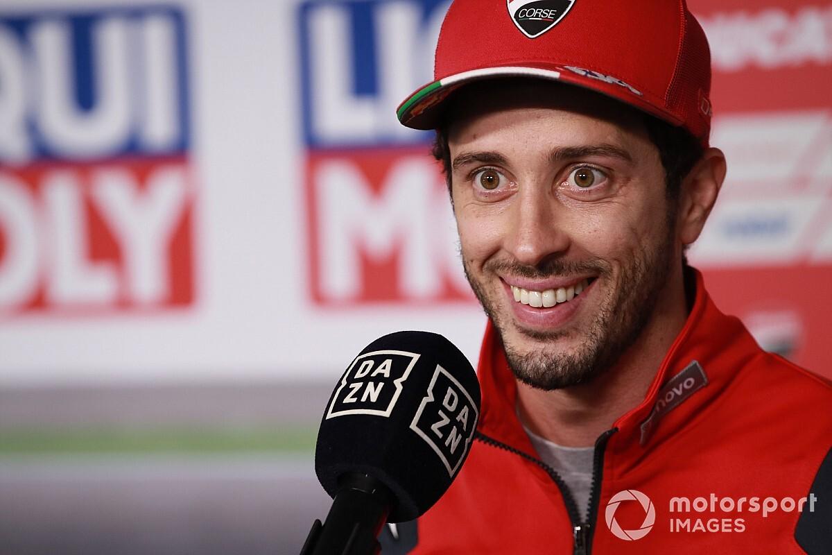 Dovizioso onderhandelt met Yamaha over testrol in 2021