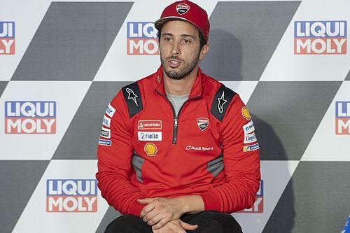 Dovizioso a Petronas SRT motorján tér vissza a MotoGP-be