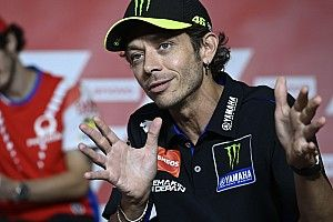 "Rossi feels ""like I am 30"" again after Misano MotoGP practice"