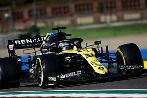 """Ricciardo: """"Çok garip bir yarıştı"""""""