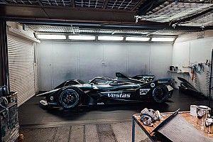 Mercedes ritorna alla livrea argento nella Formula E 2020-21