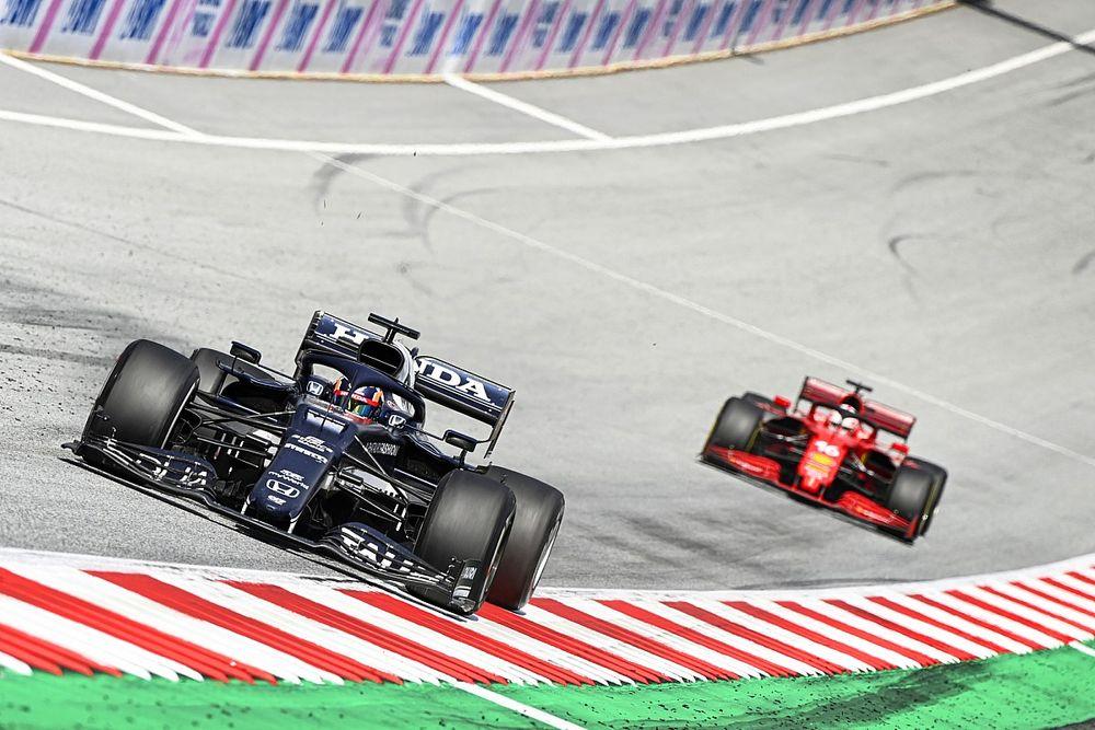 "Cunoda már a Ferrarikat venné célba a ""hibátlan"" stájer hétvégéje után"