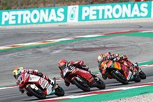 Moto3 - Barcelona: Sergio García gana tras una gran remontada