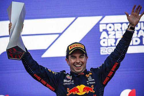 """Perez: """"In België is mijn toekomst bij Red Bull duidelijk"""""""