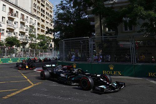 Почему Mercedes наступила в Баку на те же грабли, что в Монако?