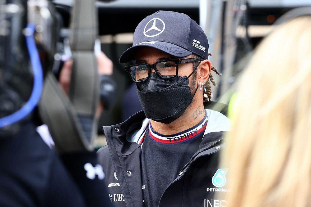 Hamilton verwacht moeizaam weekend op Paul Ricard