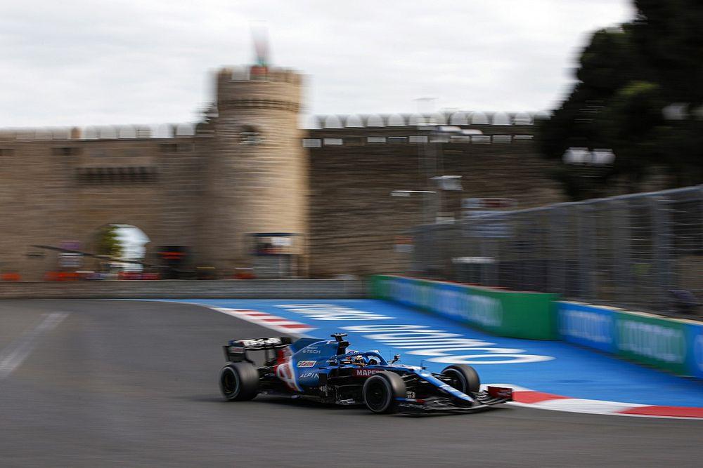 Alonso ryzykował