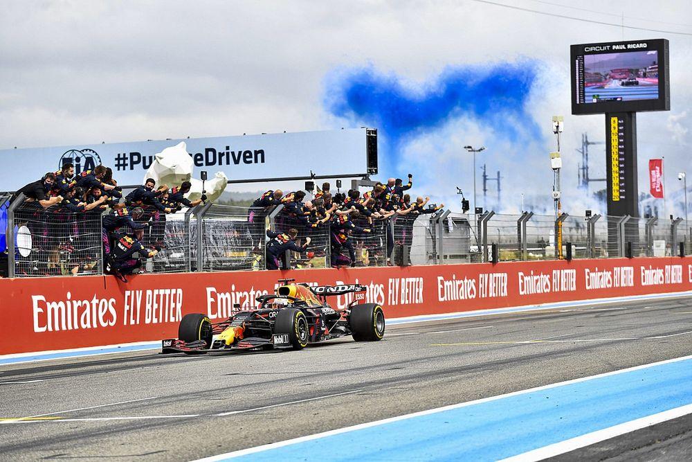Horner: El triunfo en Francia es una respuesta a las acusaciones