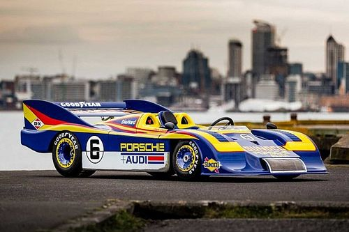 Porsche 917/30 Junior go-kart for sale in Sotheby's auction